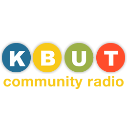 KBUT logo